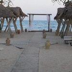 Beautiful private beach - 2011