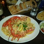 Jersey Lobster Thermidor