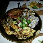 Sea food deluxe for 2 people