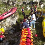 Group getting ready to raft