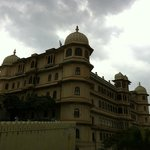 A rainy day in Udaipur