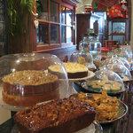 Home made cakes