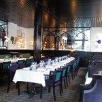 Один из залов ресторна Rivoli
