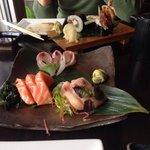 £25 sashimi