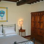 Very comfortable beds with charming room settings