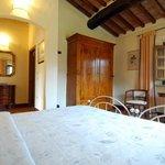 SOme room features, Casa Portagioia, Tuscany