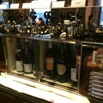 Happy Hour Wine Buffet Selection at Club Lounge