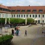 Touristinformation und Schlosshotel Pillnitz