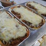 Lasagna made by INDRY PE DAPUR