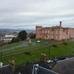 The Best View From a Guest House in Inverness