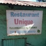 Photo of Unique Restaurant