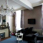 Chambre Prestige 105 côté salon
