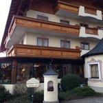 Trevligt hotell med alpkänsla