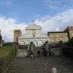 Abbazia di San Miniato al Monte, Florenz April 2014 - 1