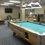 Recreation/lounge area