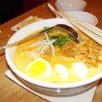 Burmese Chicken Soup