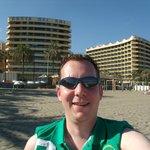 Hotel Melia Costa del Sol vanaf het strand