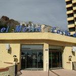 Receptie Hotel Melia Costa del Sol