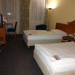 Arcadia Hotel Bielefeld Foto