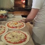 Les pizza fait maison