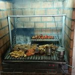 Parrilla a topeeee