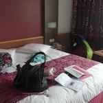 unser Zimmer Nr. 111