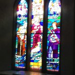 stained glass St Multose