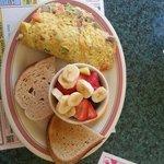 Scrapper Omelette