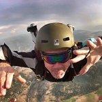 Me 10,000 feet above Vernon