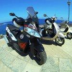 Alguna de nuestras motos