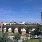 Historic Cordoba - view towards Mezquita
