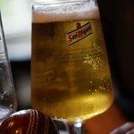 A refreshing pint