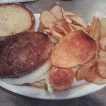 Goetta Burger