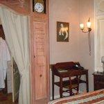 Chambre l'écrivain dédiée à Henri Vincenot