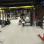 Gym  Weight area