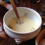 Суп картофельный