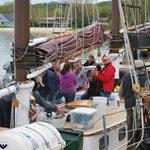 Aboard The Schooner Inland Seas