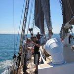 Sailing The Great Lakes