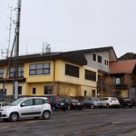 Отель Corsaro... Кругом только вулканическая лава