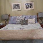 Master Bedroom - Wisteria Suite - so serene