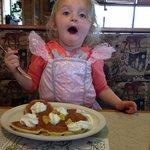 princess approved mickey pancake