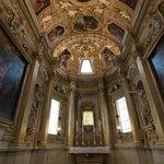 Cappella barocca