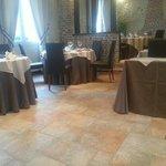 Une partie du restaurant
