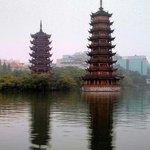 Le pagode