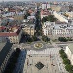 Ostrava Prokeš square