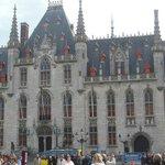 De Markt van Brugge