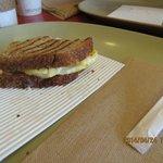 Breakfast Power Sandwich