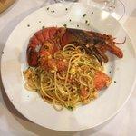 Spaghetti al grillo