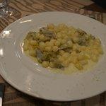 gnocchetti di patate con sugo di terra