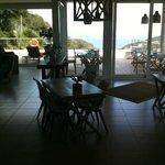 panorama dalla sala relax\pranzo